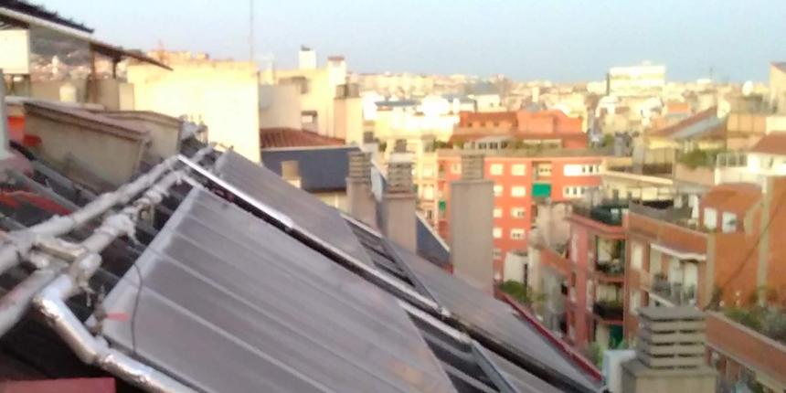 GAE Instalación fotovoltaica Barcelona