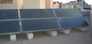 GAE Placas Solares en Barcelona